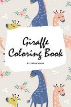 Giraffe Coloring Book for Children (6x9 Coloring Book / Activity Book)