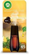 Essentiële Mist Aroma verfrissende cartridge voor automatische luchtverfrisser met 20ml citroen- en tijmgeur.