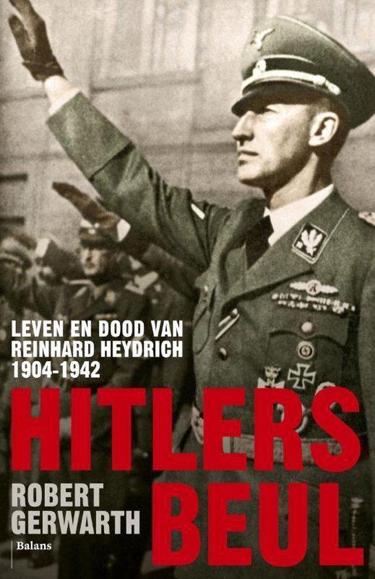 Boek cover Hitlers beul van Robert Gerwarth (Paperback)