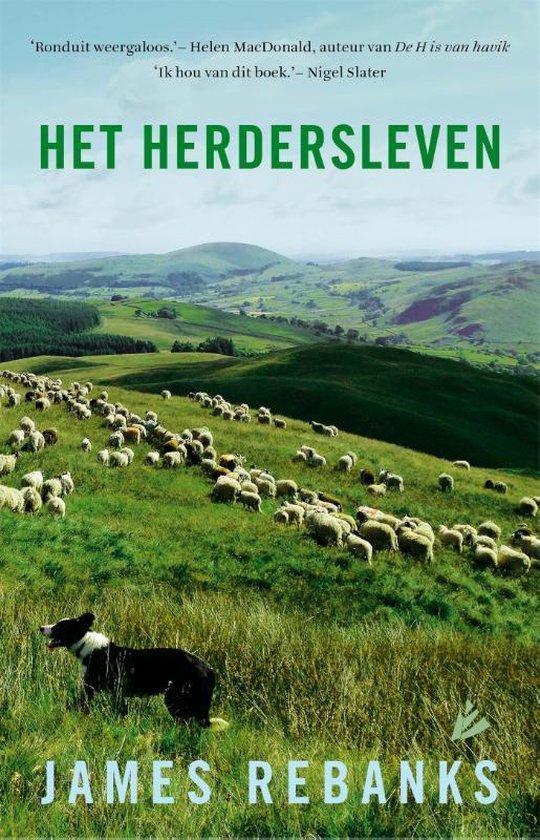 Boek cover Het herdersleven van James Rebanks (Paperback)