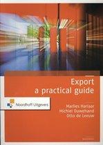Boek cover Export van Harlaar Marlies