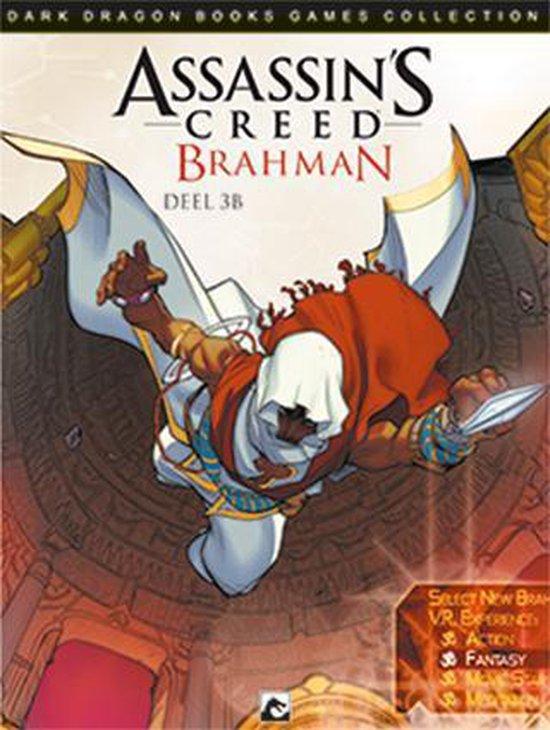 Boek cover Assassins creed 03. brahman 2/2 van Brendan Fletcher (Onbekend)