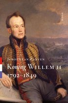 Boek cover Koning Willem II van Jeroen Van Zanten (Hardcover)