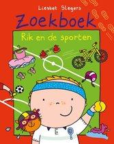Rik  -   Zoekboek Rik en de sporten