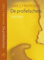 Boek cover De profielschets van Joke J. Hermsen