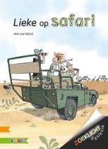 Zoeklicht dyslexie  -   Lieke op safari