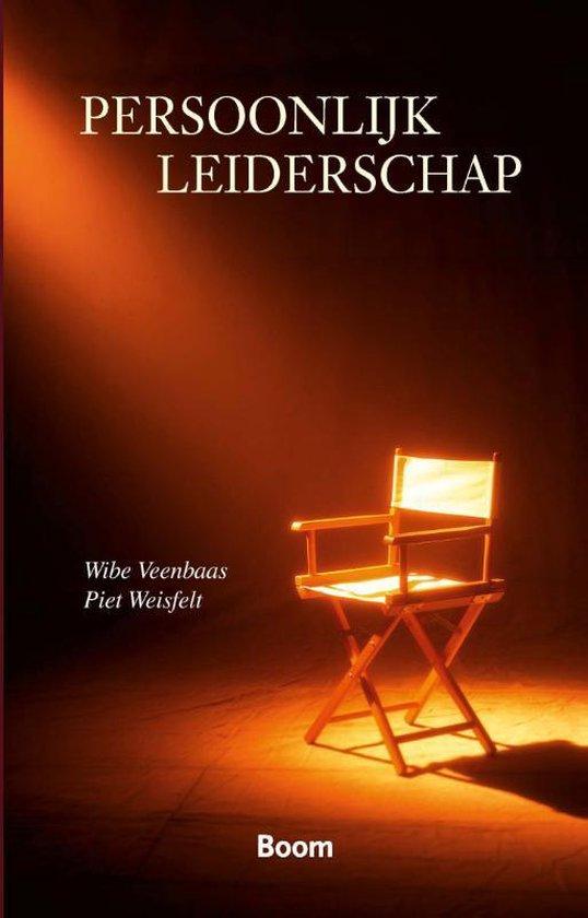 Boek cover A-reeks  -   Persoonlijk leiderschap van W. Veenbaas (Paperback)