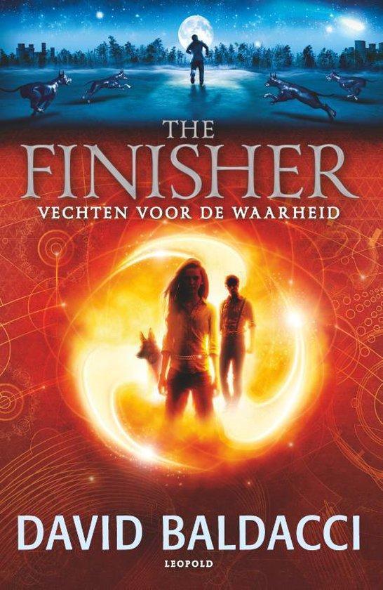 Omslag van The Finisher 1 -   Vechten voor de waarheid