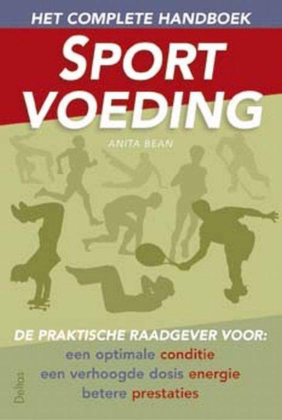 Boek cover Het complete handboek sportvoeding van Anita Bean (Paperback)