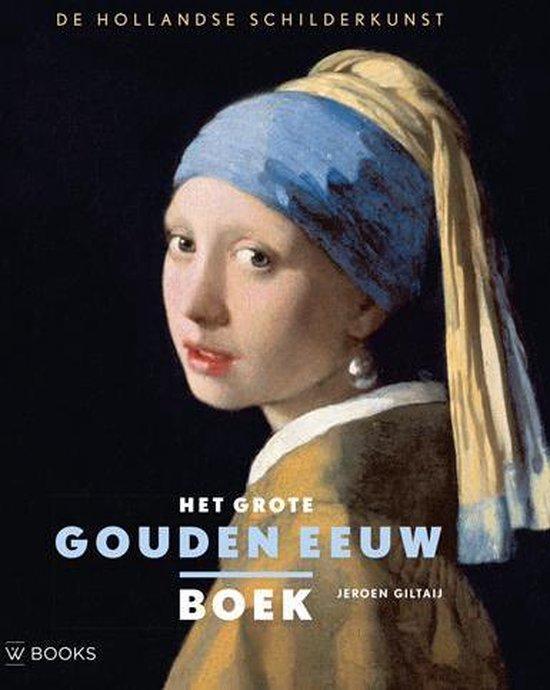 Het grote Gouden Eeuw boek