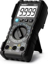 Mestek DM91A Professionele Multimeter - Contactloze Spanningszoeker NCV - RMS - Piepstand - ~600V ~100MΩ ~100mF