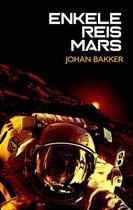 Omslag Enkele reis Mars