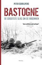 Boek cover Bastogne van Peter Schrijvers (Paperback)