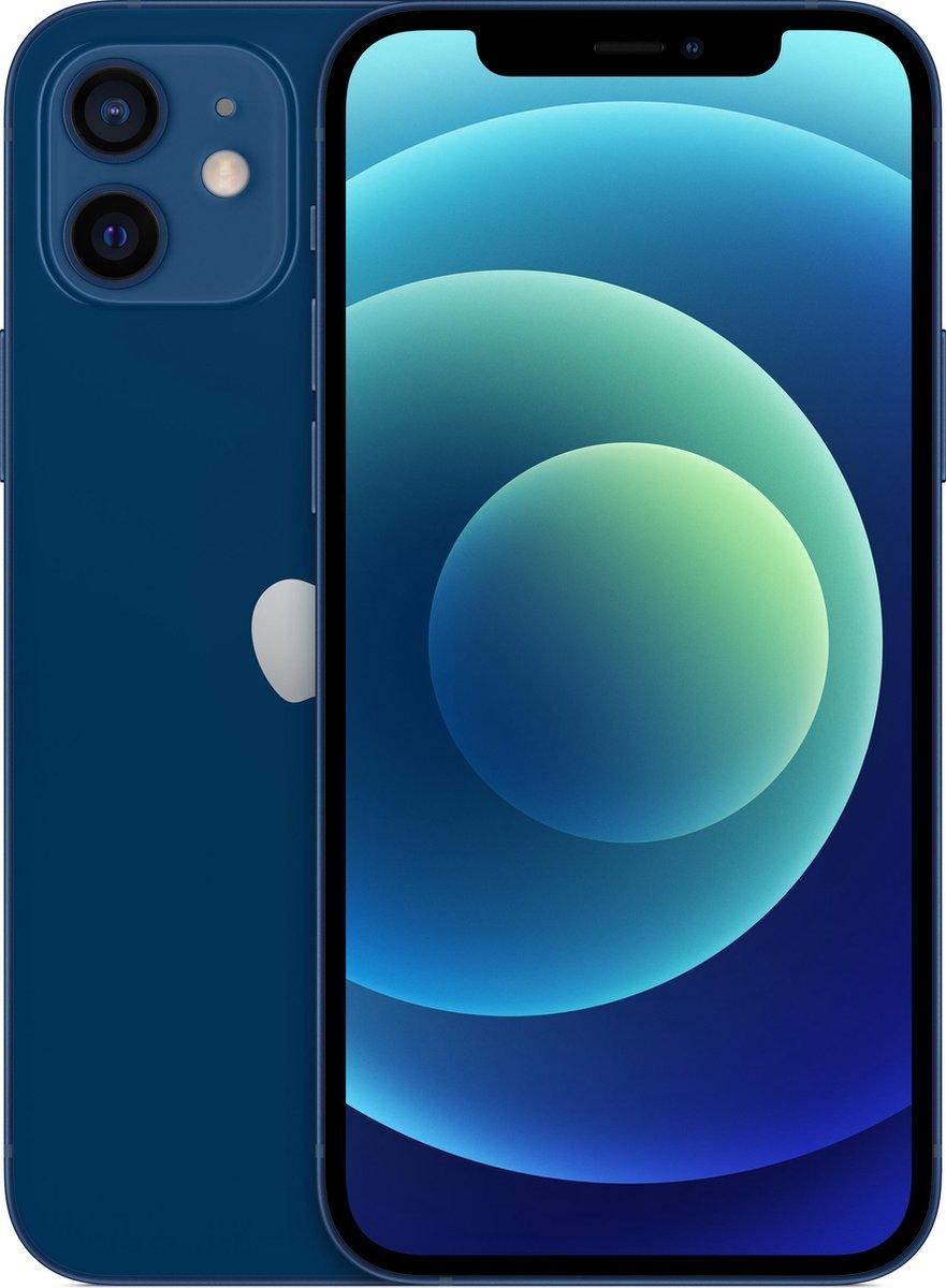 Apple iPhone 12 - 256GB - Blauw kopen