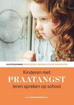 Kinderen met praatangst leren spreken op school