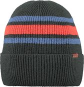 Barts Muts (fashion) - Unisex - donker groen/blauw/oranje