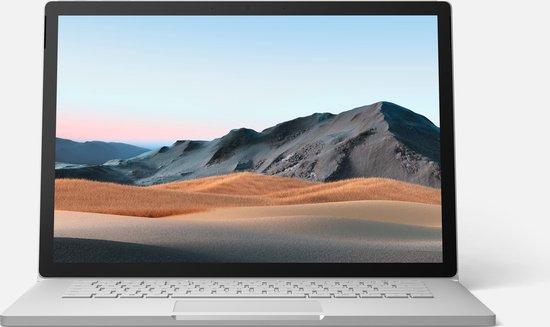 Bol Com Surface Book 3 Laptop 13 Inch Core I5 256gb