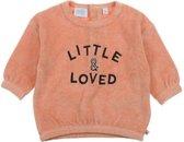 Feetje Sweater Little and Loved Roze MT. 56