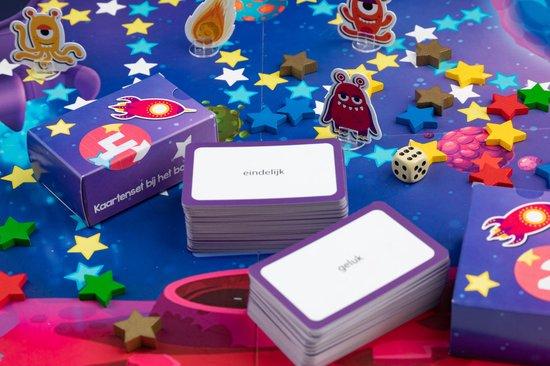 Thumbnail van een extra afbeelding van het spel (TA)ALIENS - Woordenschat OKAN - Level21