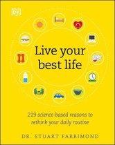 Omslag Live Your Best Life