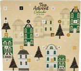 Thee adventskalender - 24 theezakjes - kerstcadeau