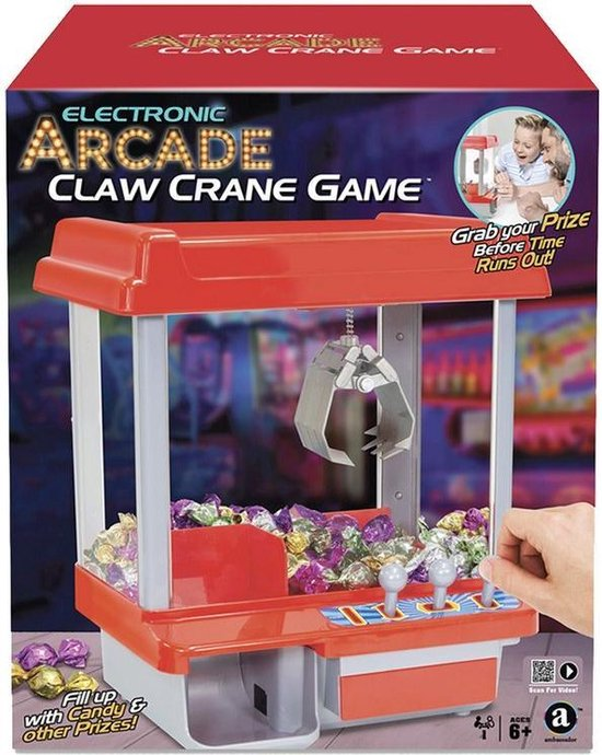 Afbeelding van het spel Candy Grabber - Snoepgrijpmachine