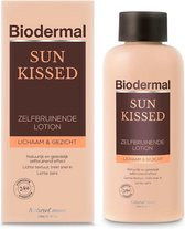 Biodermal Zelfbruiner - Zelfbruinende lotion - Body Light 200ml