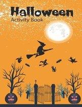 Halloween Activity Book