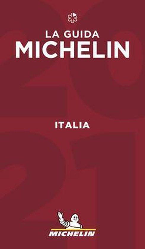 Boek cover Italie - The MICHELIN Guide 2021 van