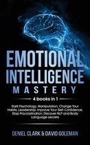 Emotional Intelligence Mastery: 4 books in 1