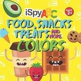 I Spy ABC Food, Snacks, Treats and More Colors