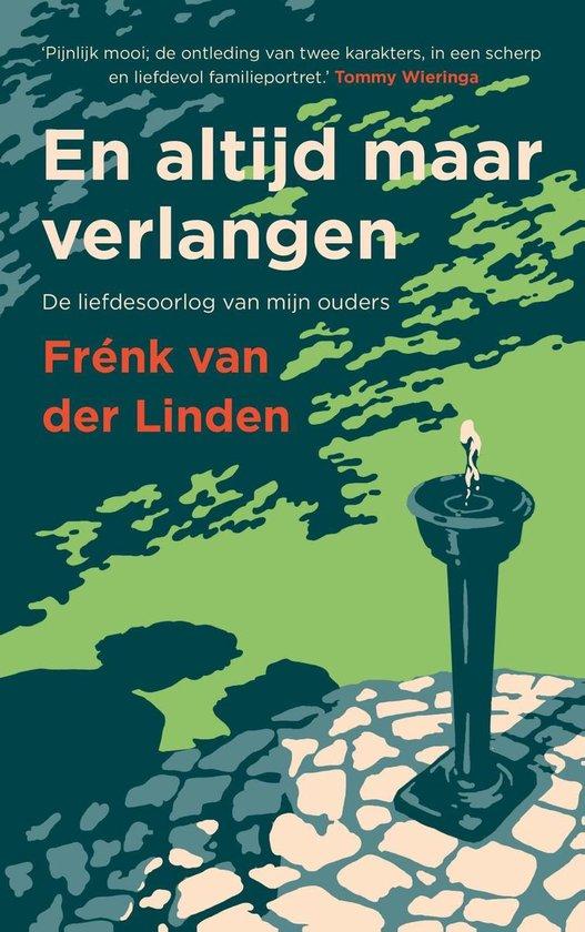 Boek cover En altijd maar verlangen van Frénk van der Linden (Onbekend)