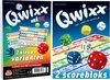 Scoreblokken Qwixx Mixx & 2 extra scoreblocks