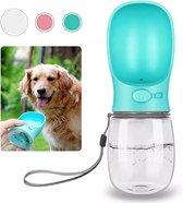 Outdoor Honden Drinkfles-  water bottle for dogs-  Waterfles- Blauw