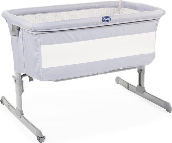 Product: Chicco Next2Me Co-Sleeper - Babybed - Wieg - Aanschuifbed - Inclusief Wiegmatras - Grey, van het merk Chicco