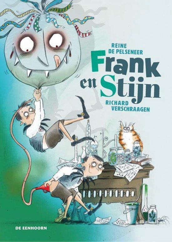 Frank en Stijn - Het monsterlijke plan