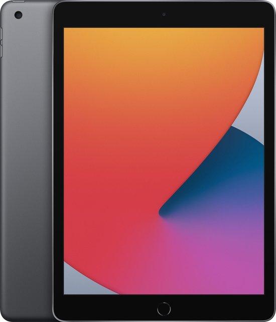 Apple iPad (2020) - 10.2 inch - WiFi - 32GB - Spacegrijs