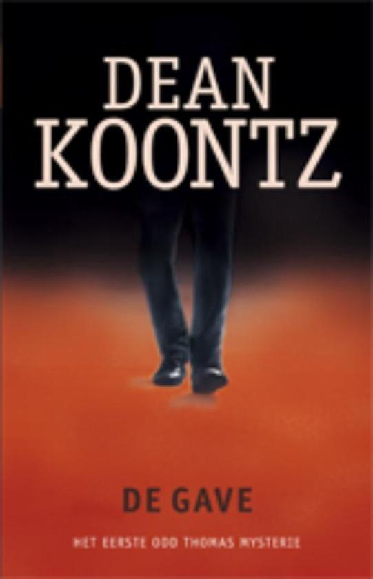 Boek cover De Gave van Dean R. Koontz (Paperback)