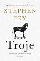 Boek cover Troje van Stephen Fry (Onbekend)