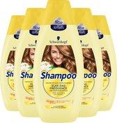 Schwarzkopf Elke Dag Shampoo 5x 400ml - Voordeelverpakking