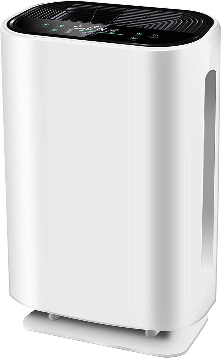 YONO Luchtreiniger met Ionisator en Hepa Filter – Air Purifier – Luchtververser