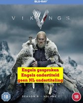 Vikings: Season 6 Volume 1 [Blu-ray] [2020] [Region Free]