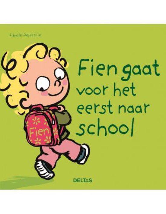Fien Gaat Voor Het Eerst Naar School7 95