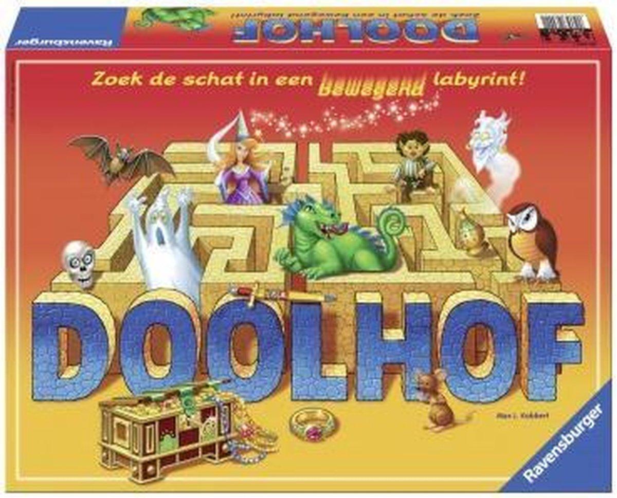 Bol Com Ravensburger Doolhof Bordspel Games