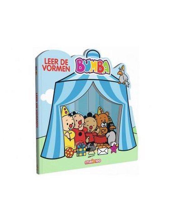 Boek cover Bumba  -   Leer de vormen van Jan Maillard (Onbekend)