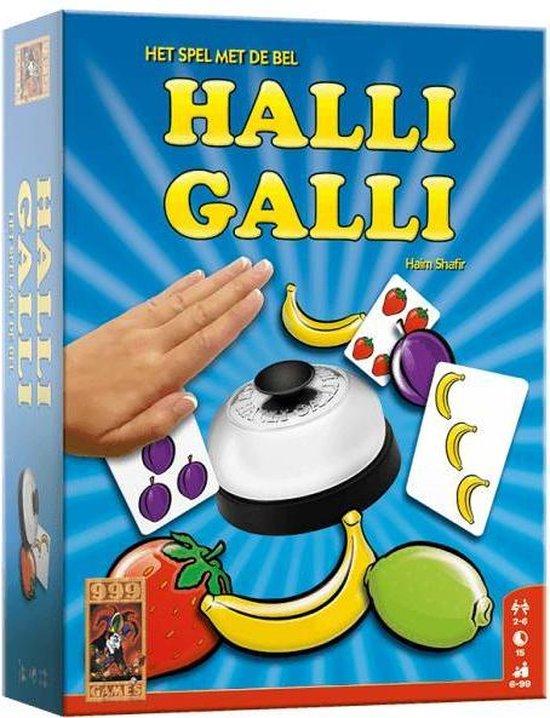 Halli Galli      Actiespel