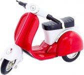 Scooter - Met pull-back motor - 1st. - Willekeurig geleverd