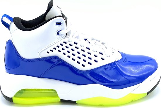 Jordan Maxin 200 - Game Royal/Volt-Black-White - Maat 40