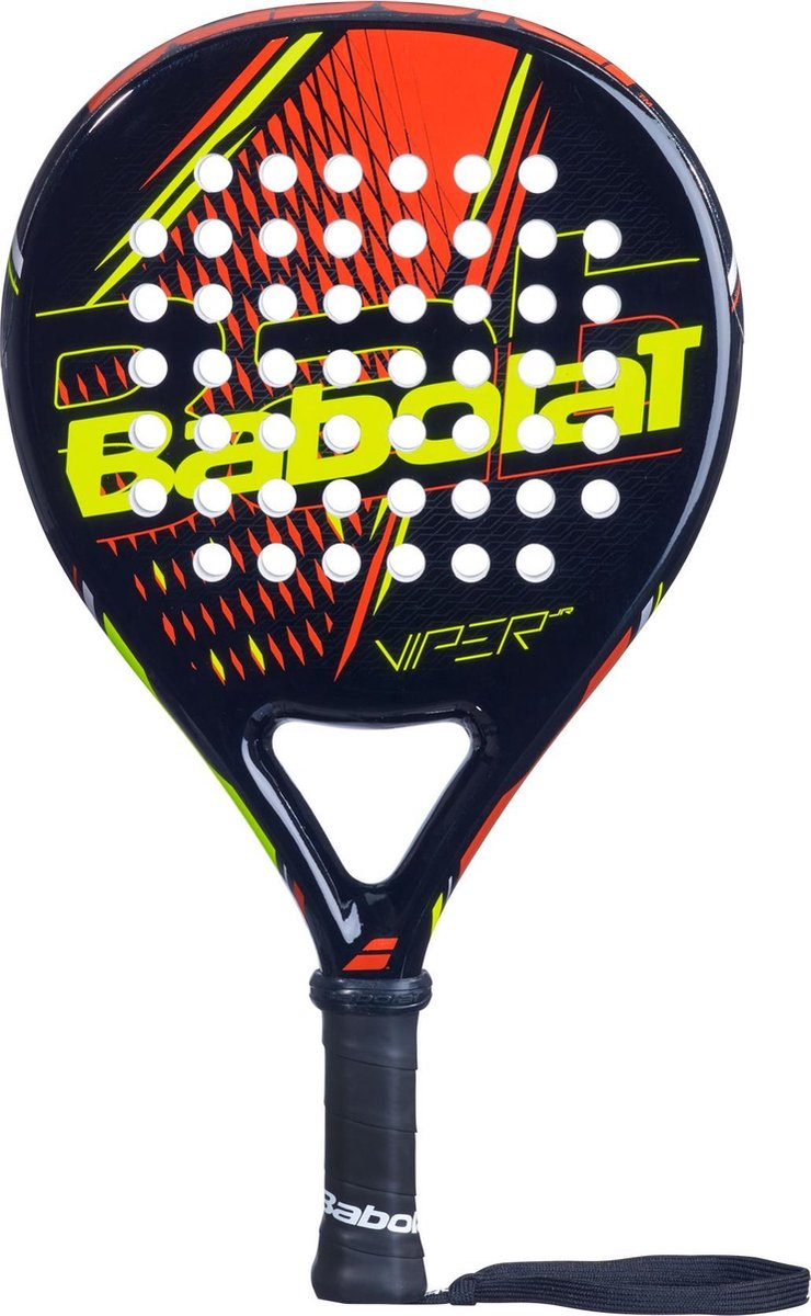 Babolat Padelracket Viper Junior – zwart,rood,geel