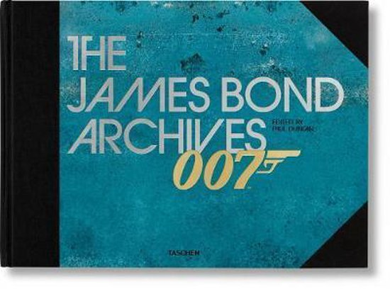 Boek cover The James Bond Archives.  No Time To Die  Edition van Paul Duncan (Hardcover)